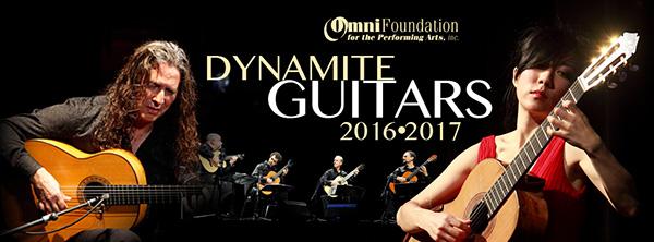 Omni Dynamite Guitars 2016-2017