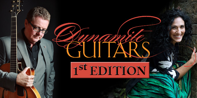Dynamite Guitars 1st Edition