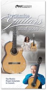 Dynamite Guitars 2017-18